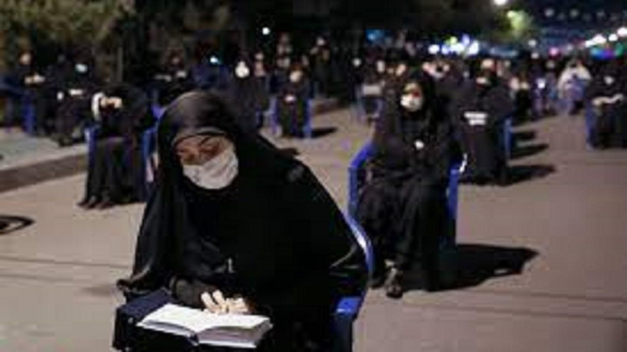 برگزاری مراسم شبهای قدر در فضای باز مساجد همدان