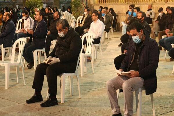 مراسم احیای شبهای قدر فقط در فضاهای باز استان سمنان برگزار میشود