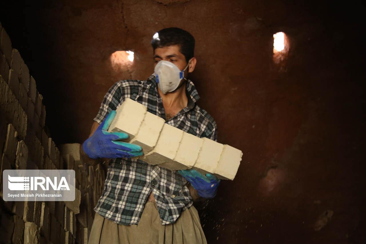 ۵۷ درصد کارگران ساختمانی گنبدکاووس بیمه نیستند