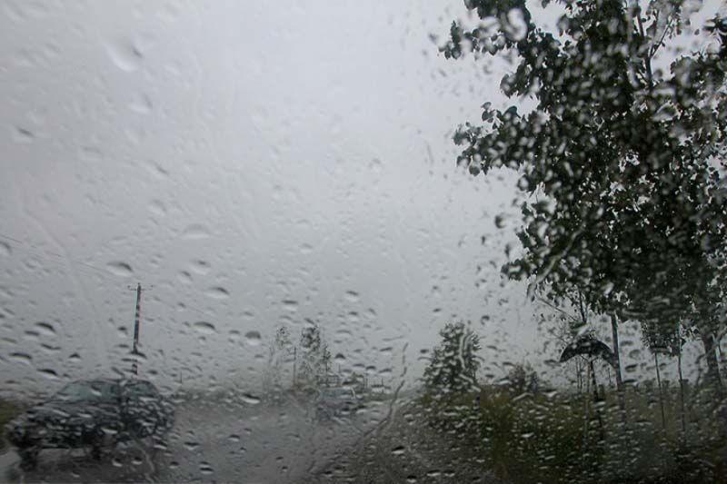 سامانه بارشی جدید وارد استان قزوین میشود
