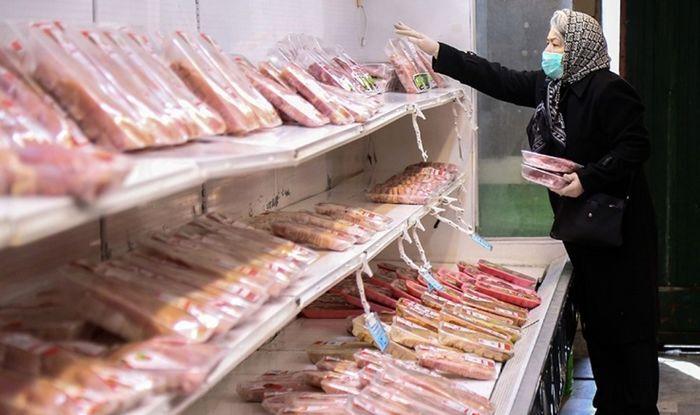 ۲۷ تن مرغ و گوشت قرمز در ایلام توزیع شد