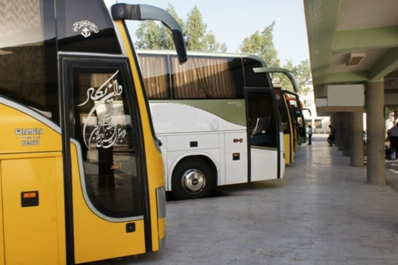 ۵۴ درصد از ناوگان مسافری خراسان شمالی فرسوده است