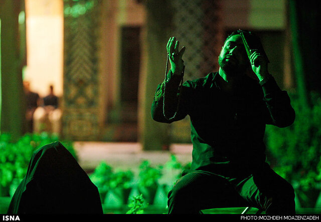 ممنوعیت برگزاری مراسم شب قدر در باغ بهشت همدان