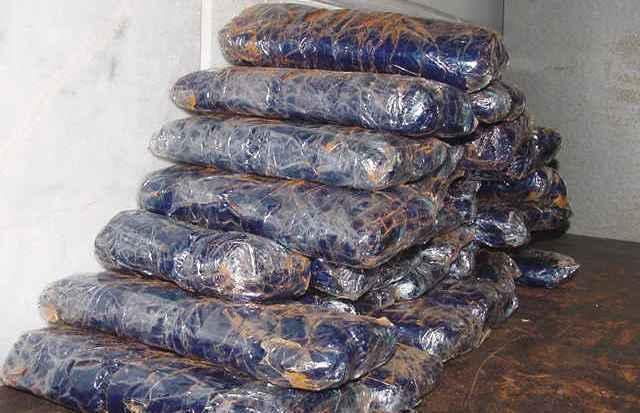 حمل ۳۴۹ کیلوگرم تریاک در قالب مسافرت خانوادگی