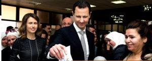 استقبال گسترده از انتخابات ریاست جمهوری سوریه