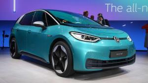 معرفی خیره کننده ترین خودروی تمام برقی فولکس واگن