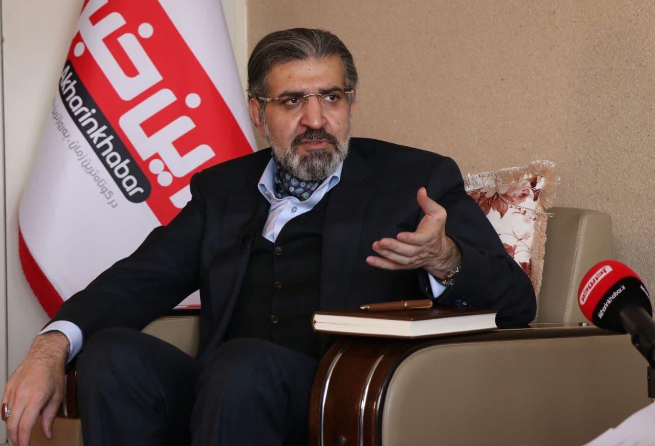 اظهارات داغ صادق خرازی در گفتگو با آخرین خبر: از ماجرای جنجالی کتب خطی تا عزلش توسط احمدینژاد