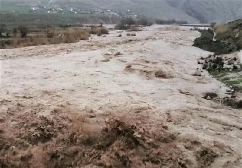 هشدار وقوع سیلاب در گلستان؛ کاهش ۱۸ درجهای دمای هوا