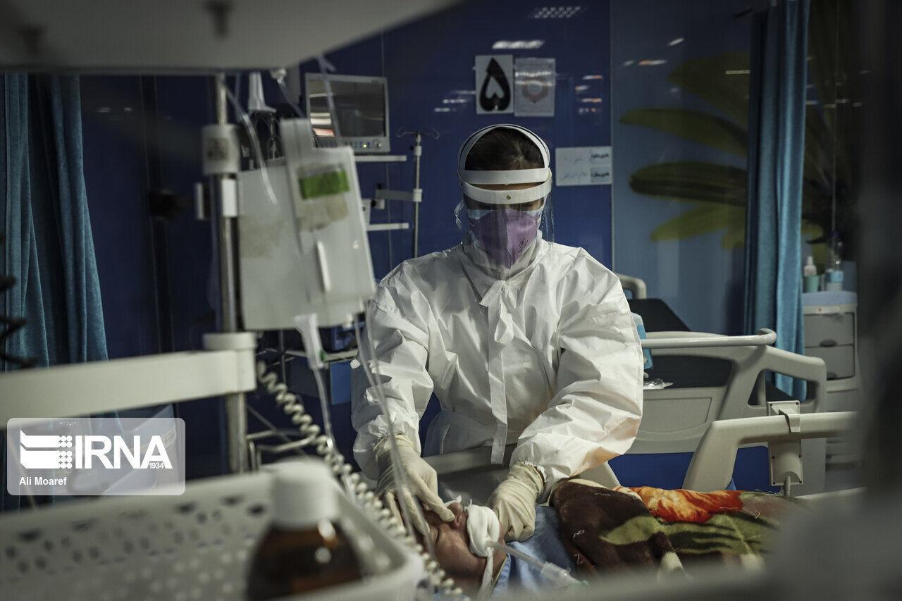 افزایش تعداد بیماران بستری کرونا در چهارمحالوبختیاری متوقف شد
