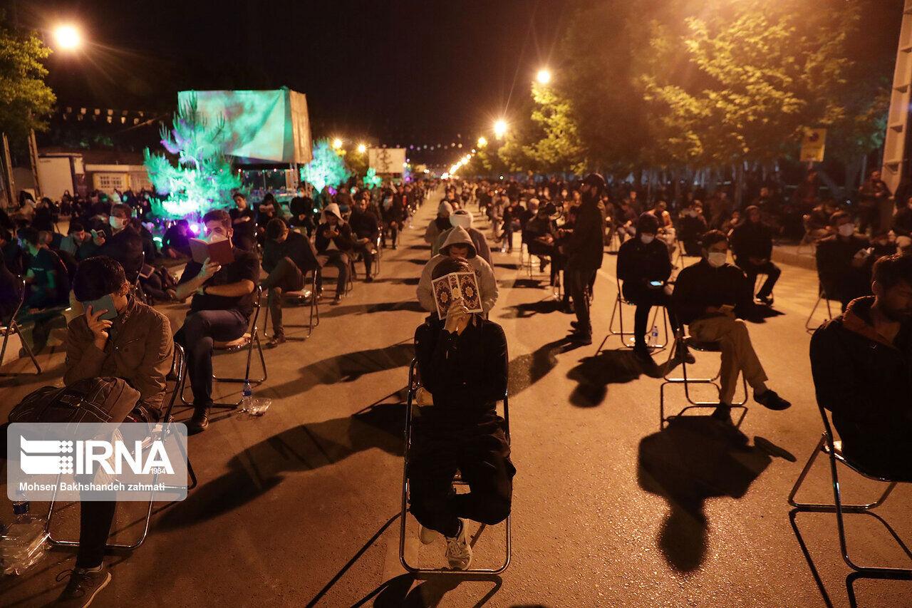 تمهیدات ترافیکی شبهای قدر در مشهد