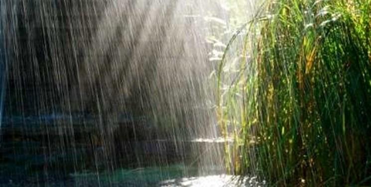 رگبار و رعدوبرق در گیلان و احتمال بارش تگرگ در ارتفاعات