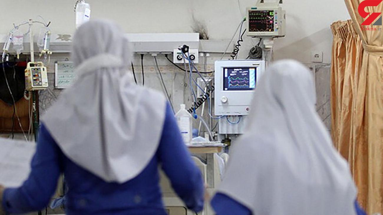 کتک زدن پزشکان و پرستاران توسط همراهان بیمار کرونایی در درگز