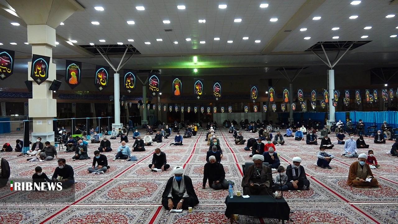 احیای شب نوزدهم رمضان در خراسان شمالی