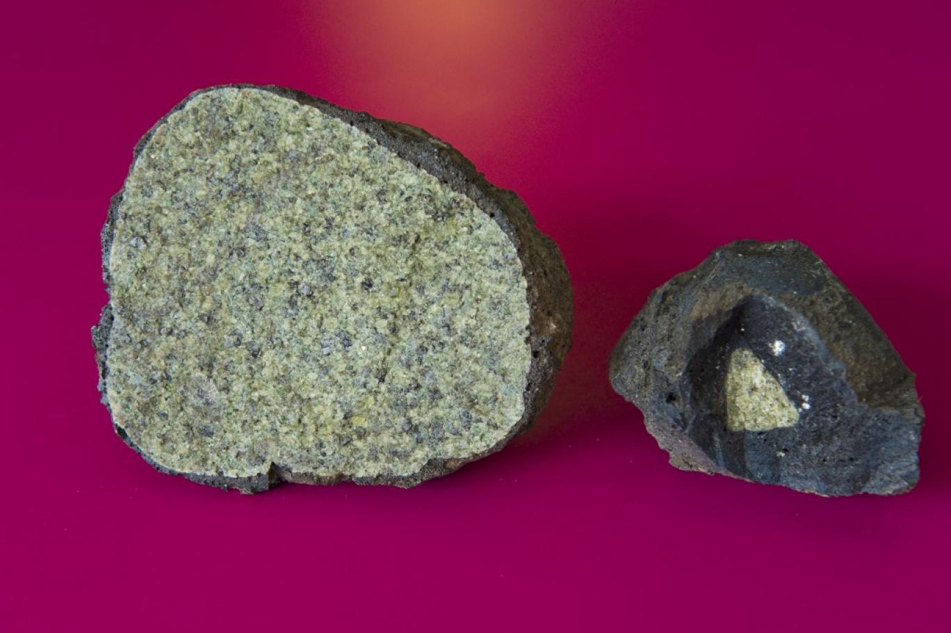 کشف تکههایی از گوشته زمین در مریلند