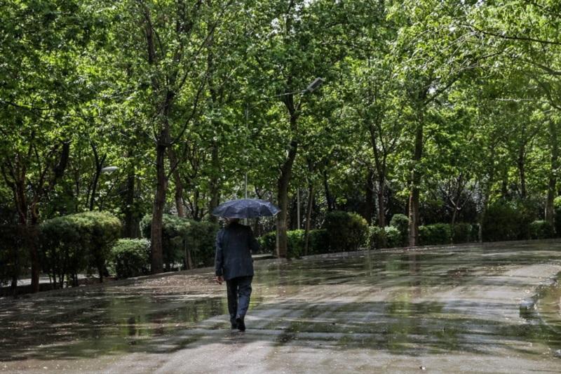 فعالیت دوباره سامانه بارشی در استان قزوین
