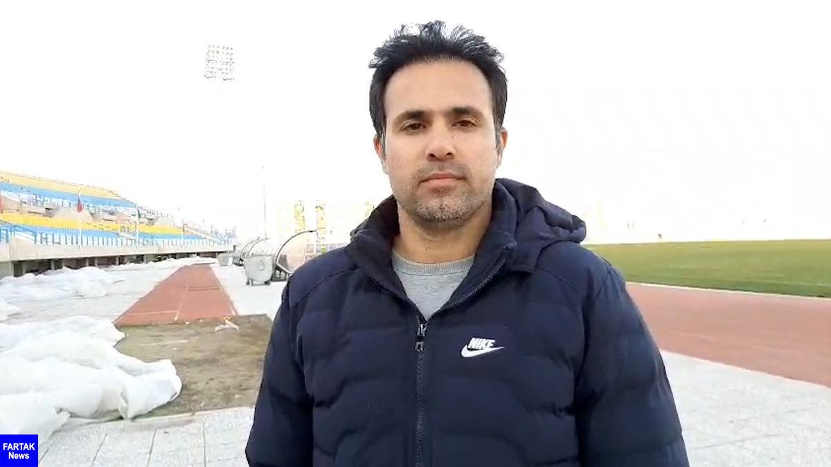 محمد نصرتی کرونا را شکست داد