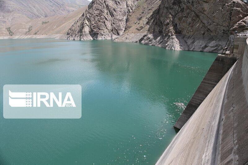 ذخایر آب سدهای غرب خراسان رضوی کاهش یافت