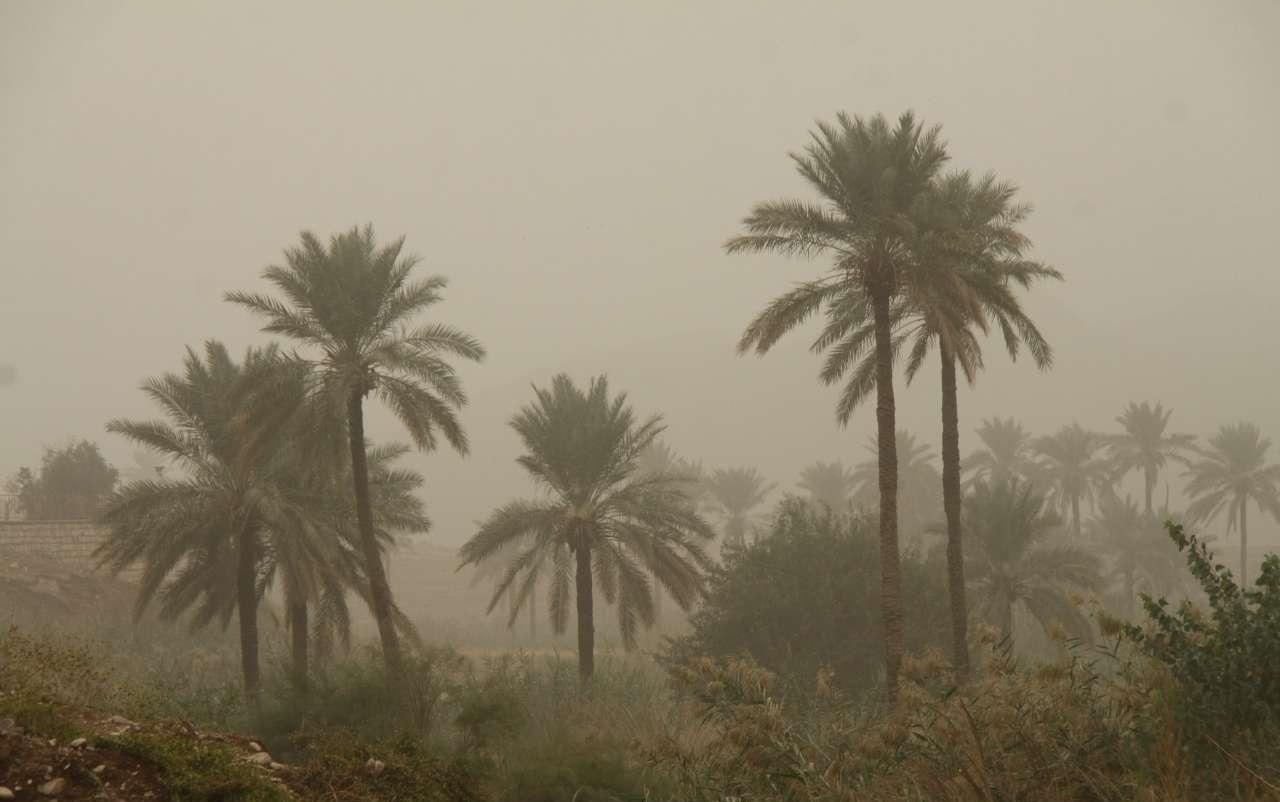 هوای ۳ شهرستان کرمانشاه در حالت هشدار