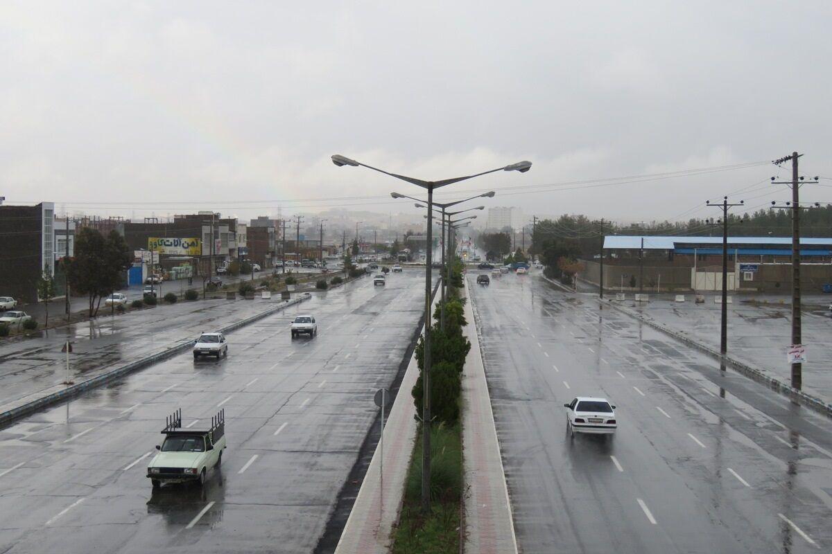 سامانه بارشی در خراسان جنوبی تقویت میشود