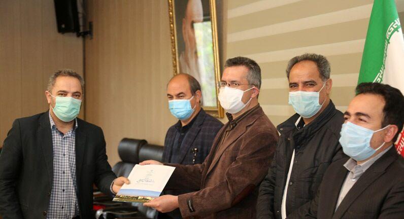 دانشگاه محقق اردبیلی رتبه اول کشوری تولیدات علمی را کسب کرد