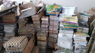 فروش کیلویی کتاب در ارومیه