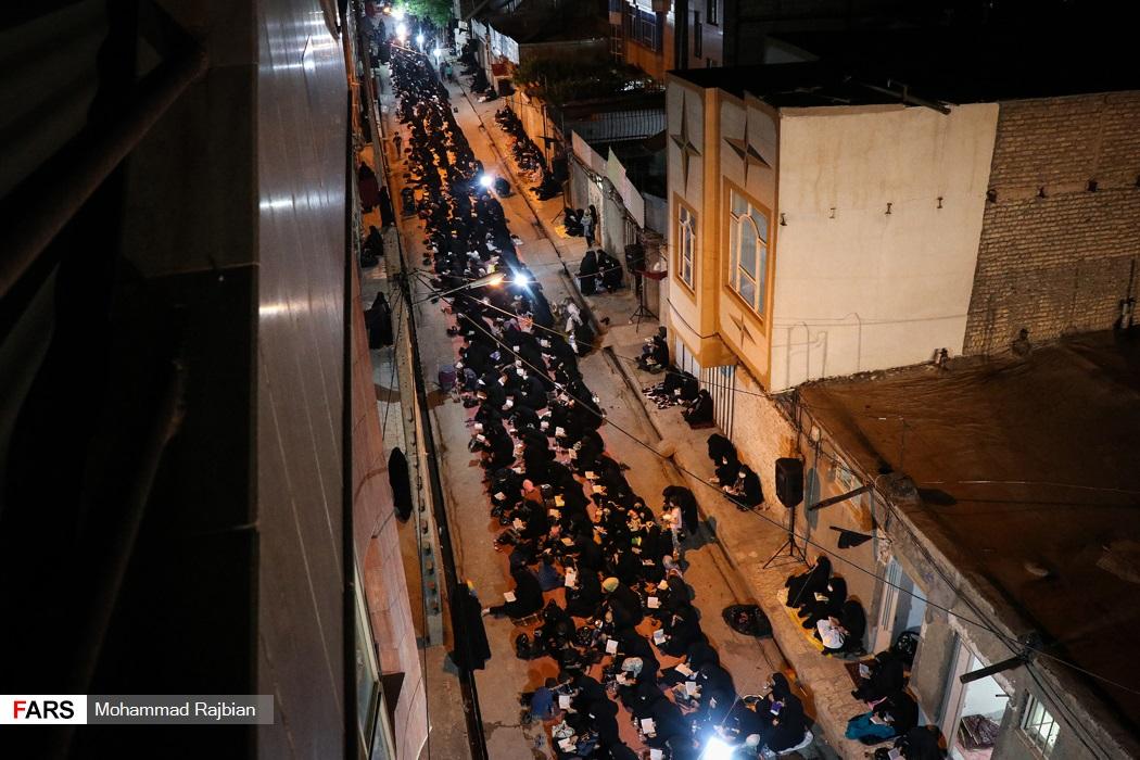 مراسم شب نوزدهم ماه رمضان در مشهد