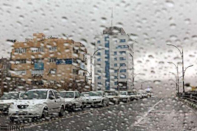 پیرانشهر با ۴۷ میلیمتر پربارشترین شهر آذربایجانغربی بود