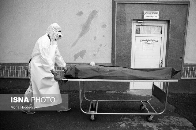 مرگ ۳۱ بیمار مبتلا به کرونا در البرز