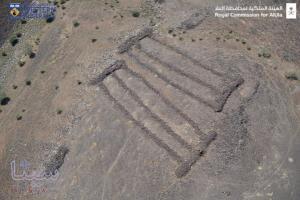کشف آثاری قدیمی تر از اهرام مصر در عربستان