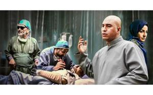 یادی از سریال حلقه سبز با هنرمندی حمید فرخ نژاد