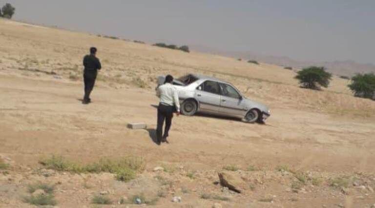 بیتوجهی راننده دیلمی به دستور پلیس به قیمت جانش تمام شد
