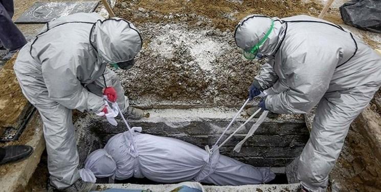 مرگ ۱۳ کرونایی دیگر طی یک روز در کرمانشاه