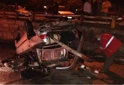 سانحه رانندگی در آذربایجانشرقی منجر به کشته شدن ۳ نفر شد