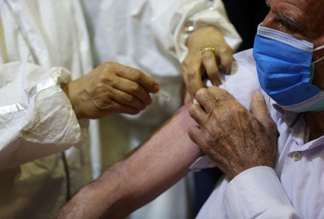 واکسیناسیون جمعیت بالای ۸۰ سال در استان یزد آغاز شد