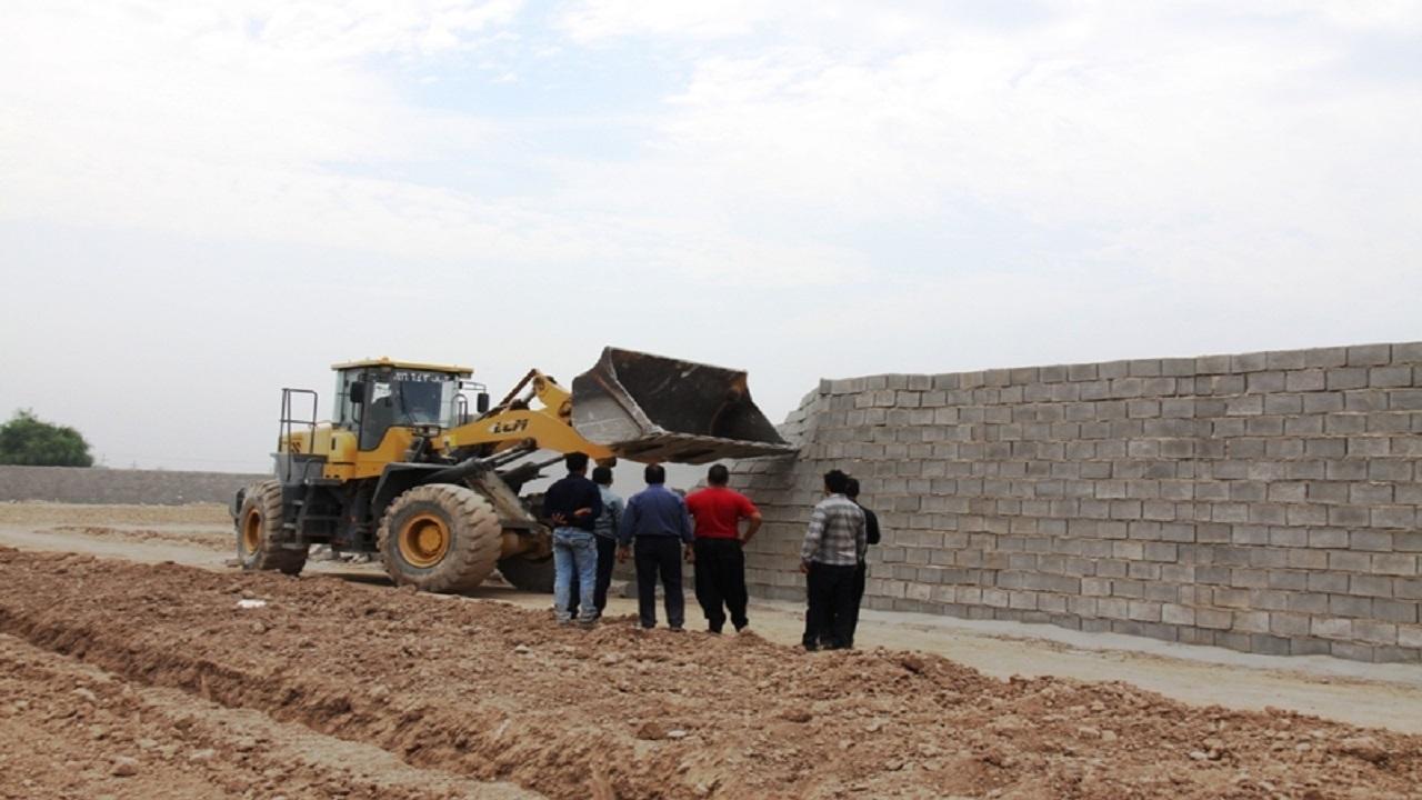 جلوگیری از قطعهبندی زمینهای کشاورزی در شاهرود