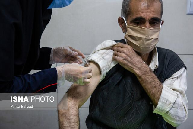 پیشبینی ١٠ مرکز برای واکسیناسیون سالمندان در گرگان