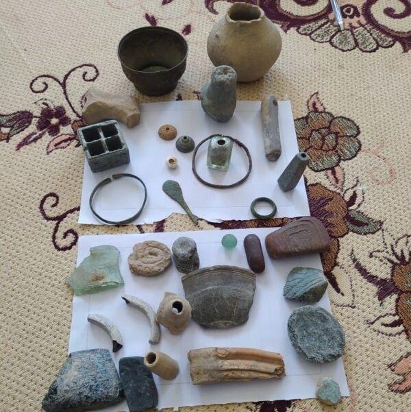 ۱۵ قطعه شیء تاریخی به میراث فرهنگی کرمان اهدا شد