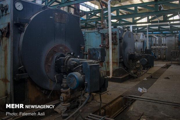 عکس/ اوضاع ناخوش کشتارگاه صنعتی ایلام