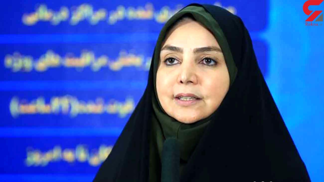 فوت ۳۹۱ ایرانی دیگر به علت کرونا در ۲۴ ساعت گذشته