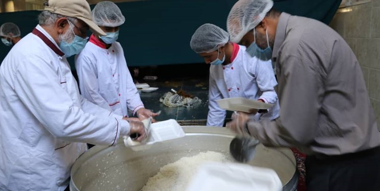 توزیع ۲۳۱ هزار بسته معیشتی و غذای گرم در طرح اطعام مهدوی در خراسان شمالی