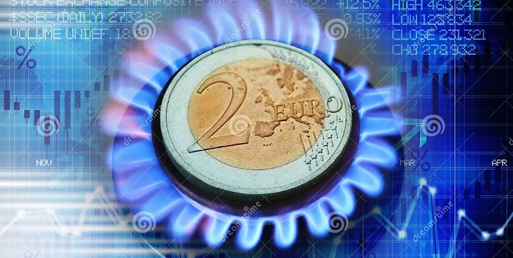 افزایش قیمت گاز در اروپا
