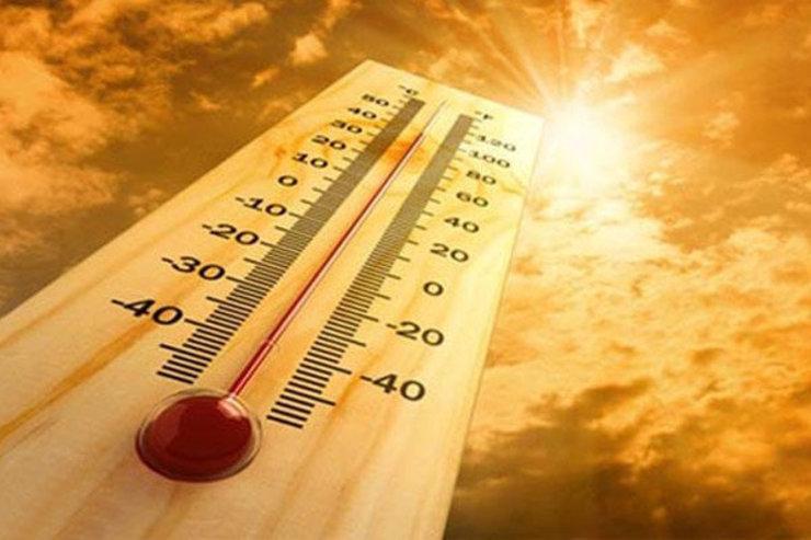 دمای خوزستان افزایش مییابد