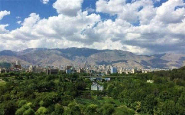 هوای تهران به شرایط سالم بازگشت