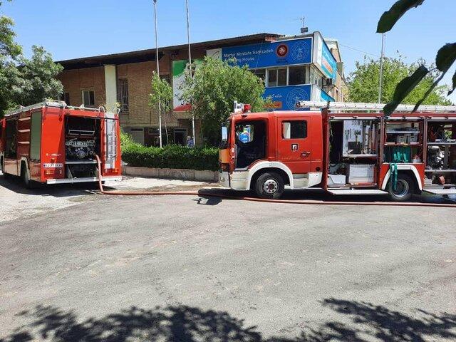 آماده باش سازمان آتشنشانی زاهدان تا پایان بارش نزولات آسمانی