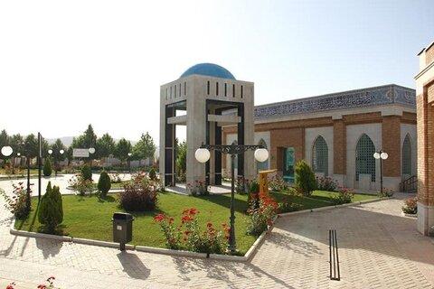 ایثارگران شیراز در بهشت احمدی صاحب قطعه میشوند