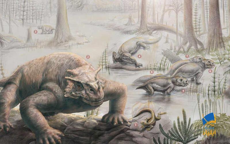 چگونه حیات روی زمین پس از انقراض بزرگ مجدداً احیا شد؟