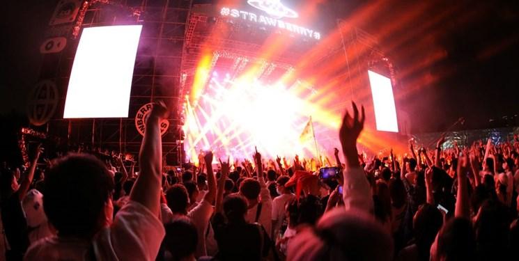 حضور هزاران نفر در جشنواره موسیقی ووهان/ اینجا خبری از ماسک نیست