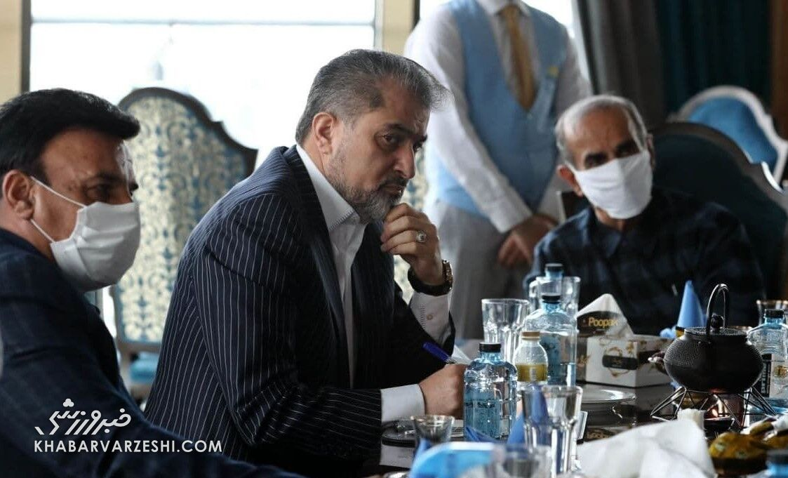 تعقیب قضایی رئیس هیئت مدیره استقلال به اتهام پولشویی