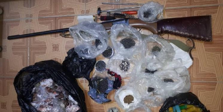 شکارچیان سابقهدار در نیشابور تحویل قانون شدند