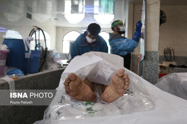 ۸ قربانی جدید کرونا در کرمانشاه